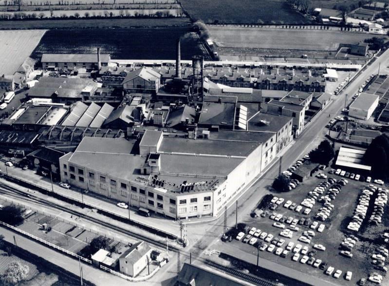 Déconstruction du site industriel de Fleury Michon (85)