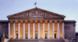 Etude structure du Palais Bourbon