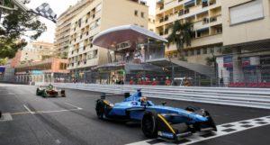 Etude structure tribune Monaco
