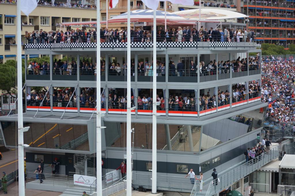 Tribune VIP - Monaco