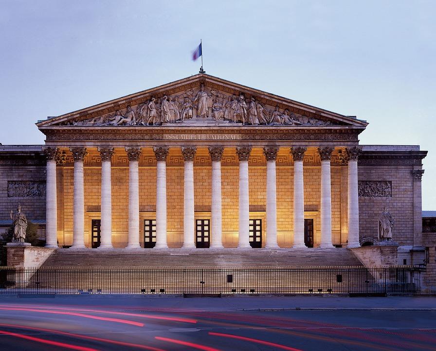 Assemblée Nationale à Paris ASCIA