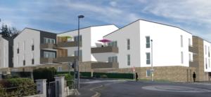 33 logements - St Etienne de Montluc