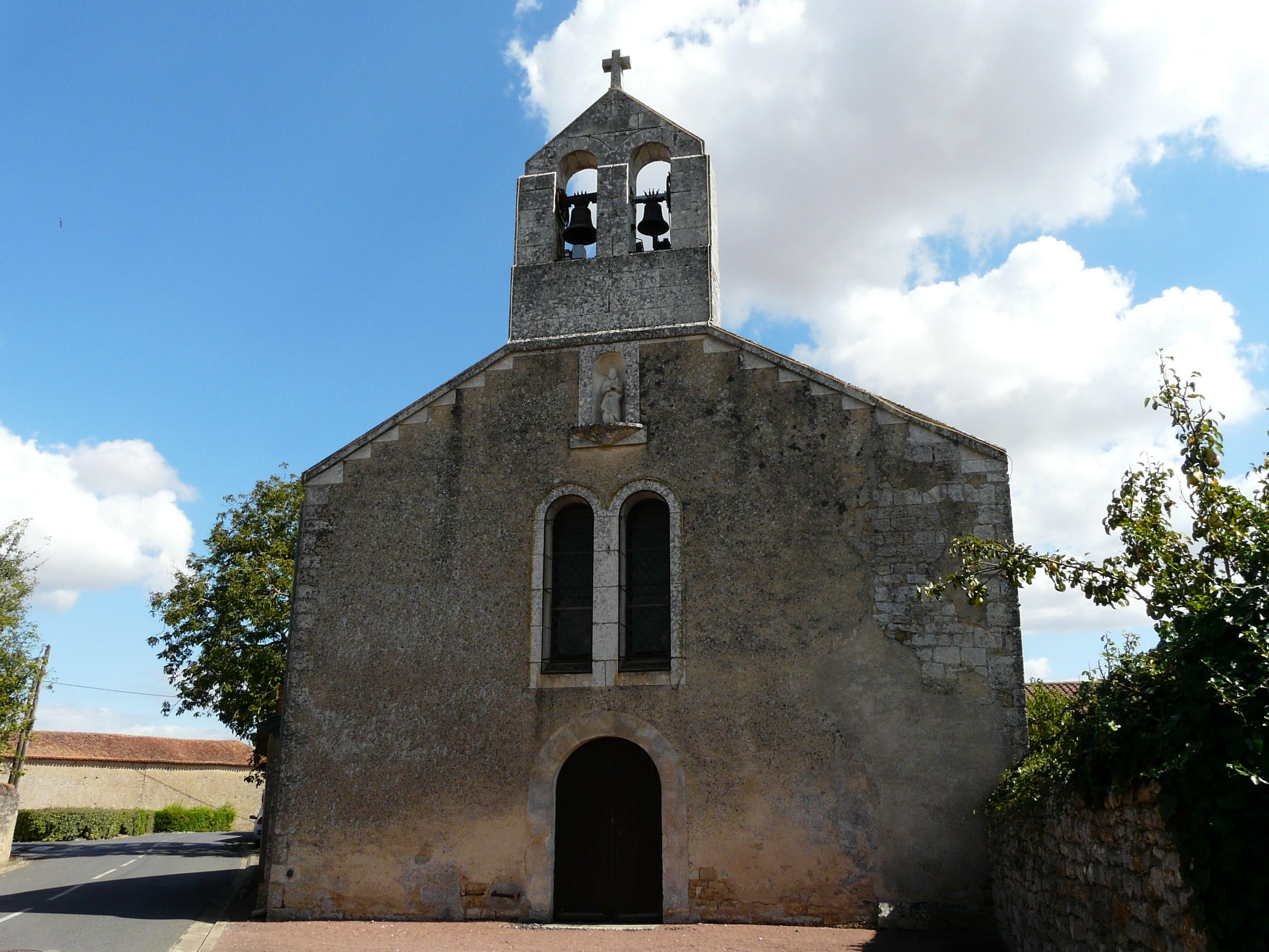 Eglise Notre Dame d'Or - La Grimaudière