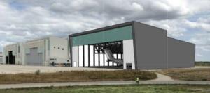 Hangar Maintenance Airbus A400M - Briçy