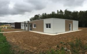 maison médicale en modulaire à OTHIS