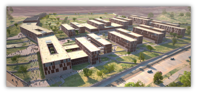Lycée public de Brazzaville au Congo