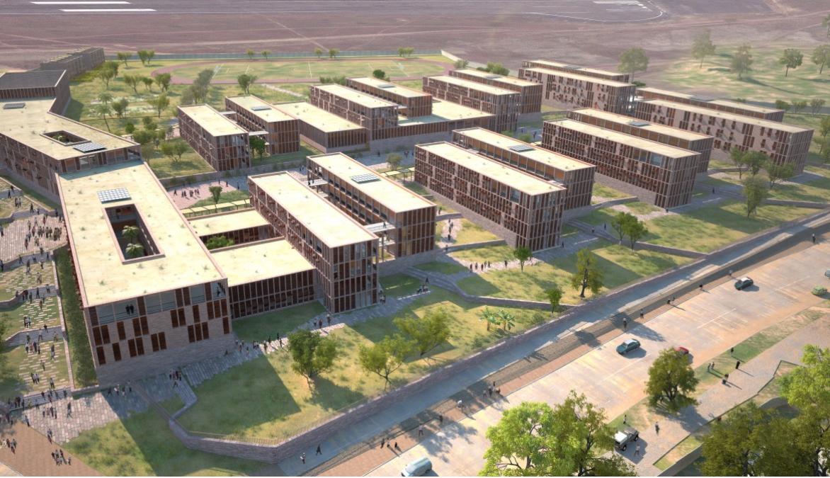 Lycée Public - BRAZZAVILLE, CONGO