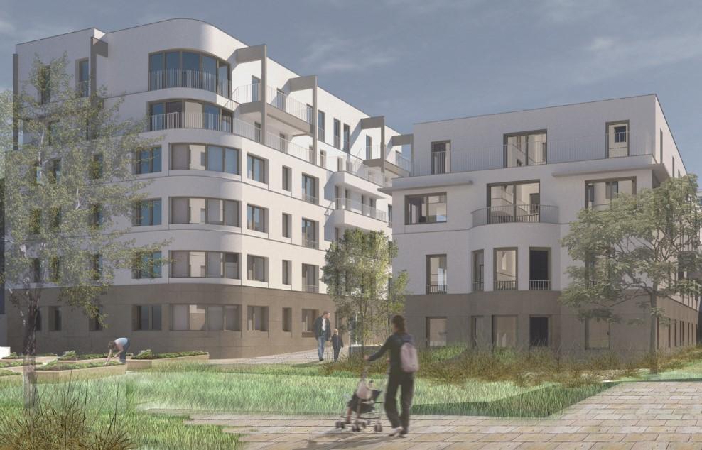 ASCIA Structure Réhabilitation de 104 logements, commerces – PARIS (75) Rue Jonquières
