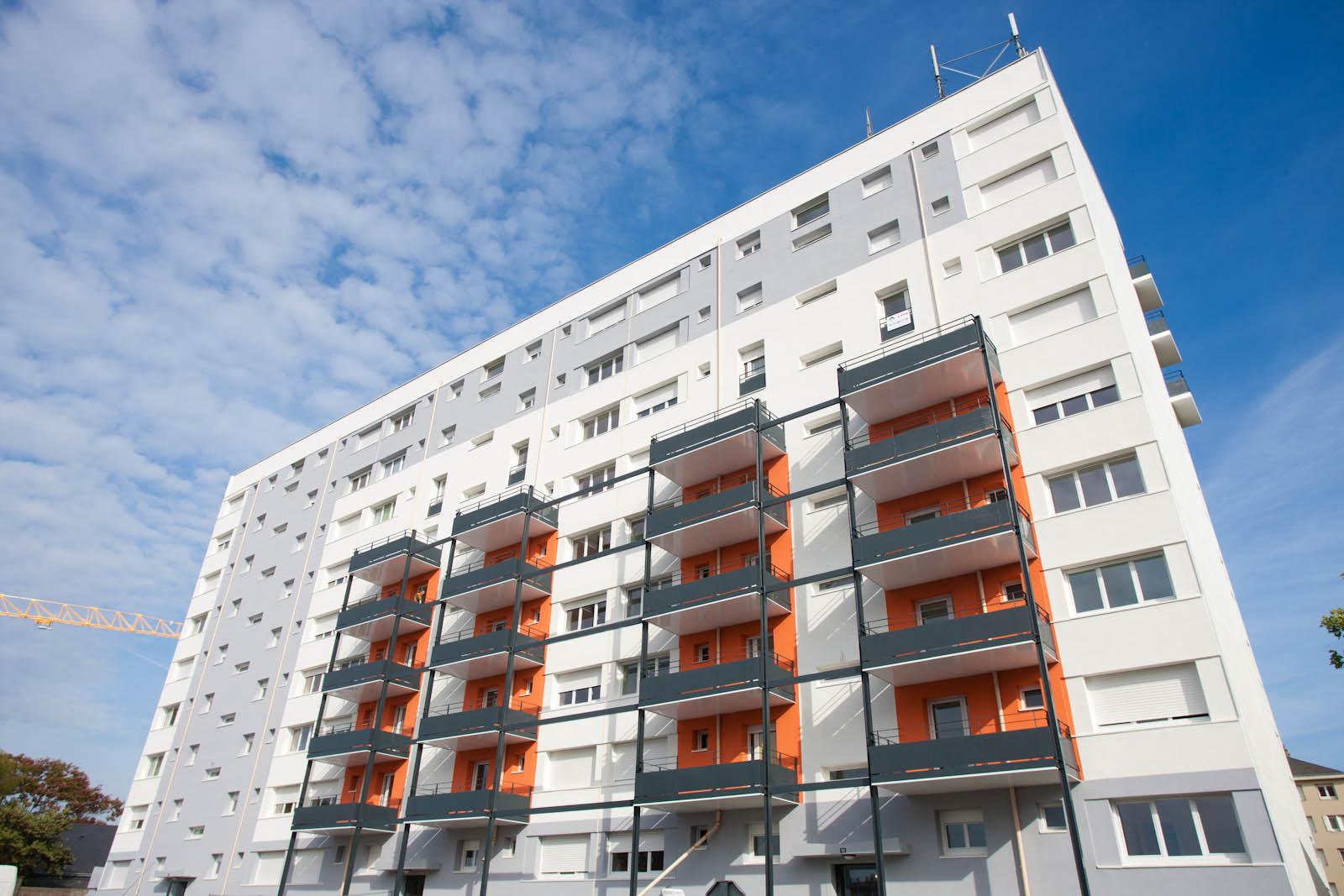 ASCIA Des balcons préfabriqués, prêts à poser