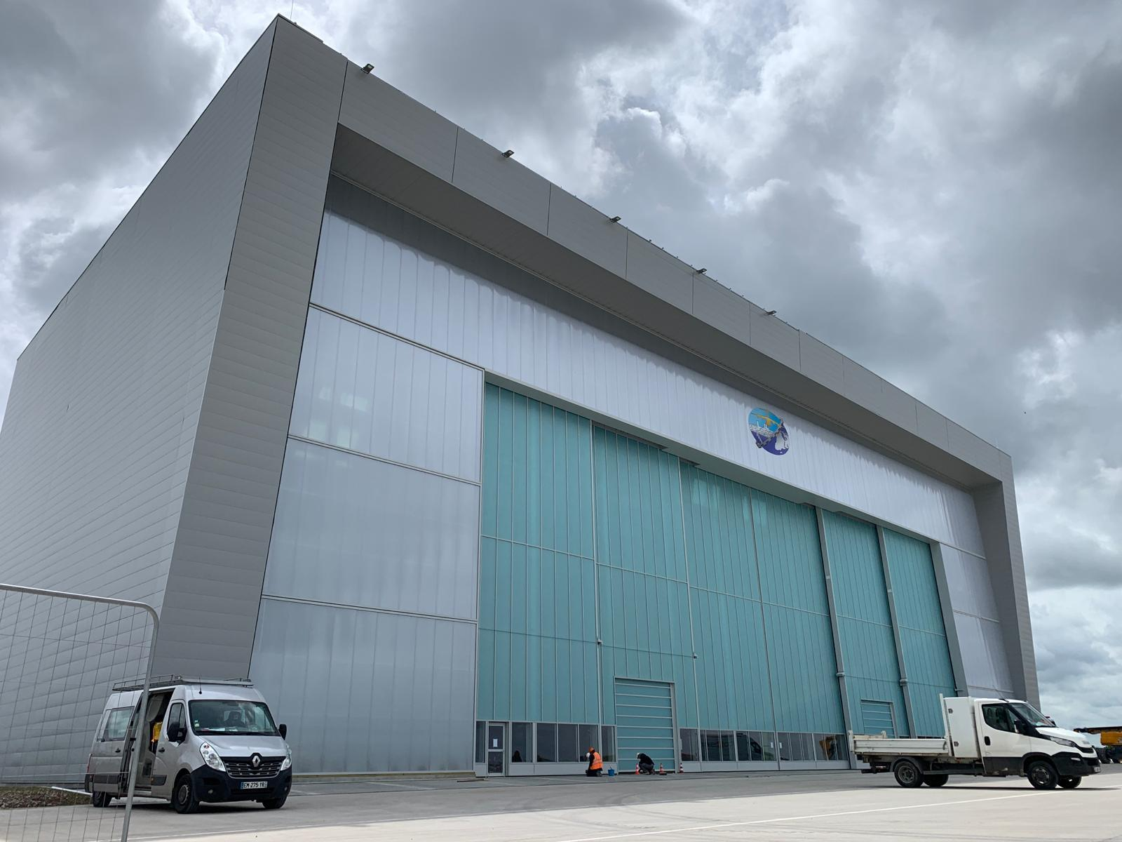 Hangar maintenance Bricy ASCIA