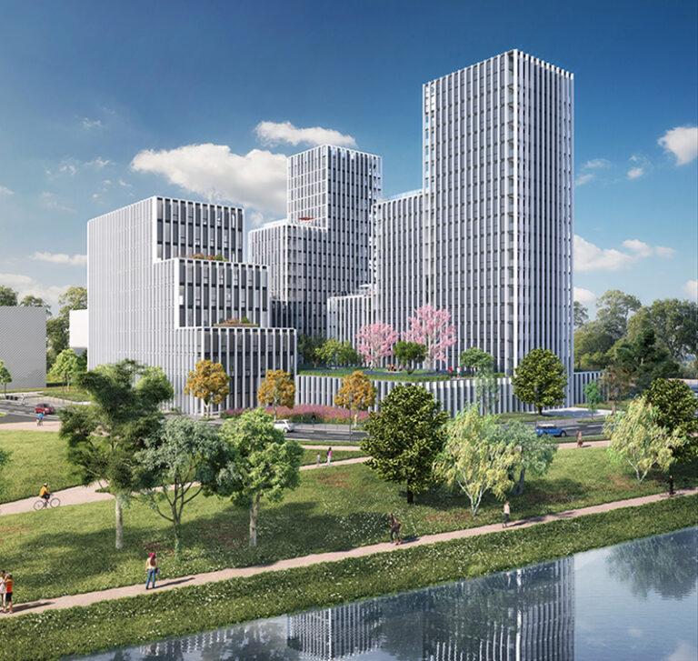 Etude structure Nantes Sky home