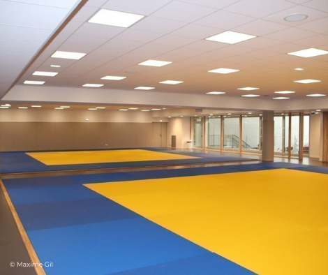 Salle  Judo