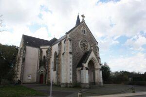 Eglise Saint Sebastien Pornichet