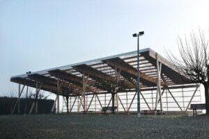 ASCIA structure - Boulodrome de Missillac