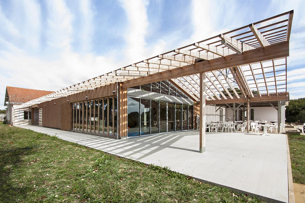 Centre de loisirs - LAUS