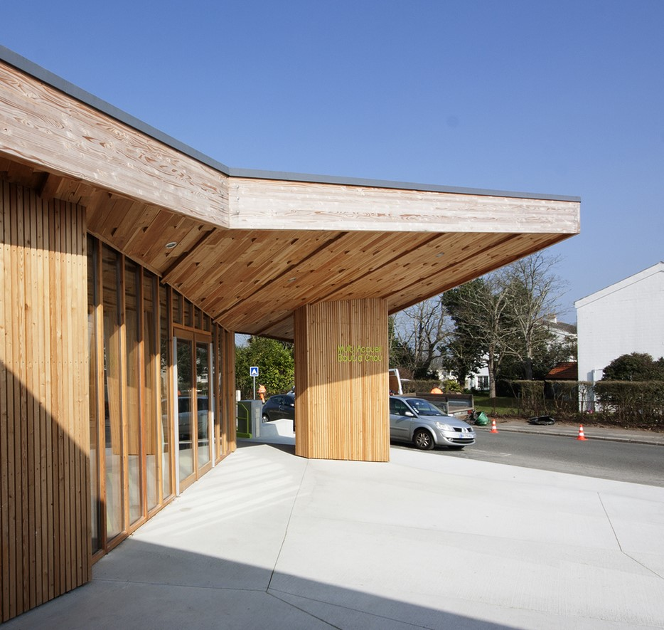 Restructuration et extension d'un multi-accueil et d'une crèche