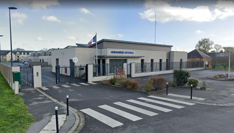 Gendarmerie de Allaire - Ascia structure