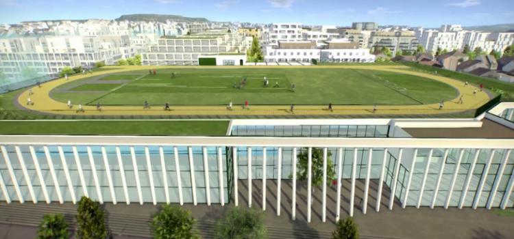 Construction Complexe Sportif Arsenal – Rueil Malmaison (92)